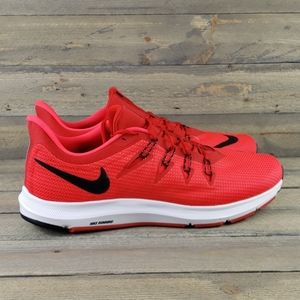 Nike Quest Running Shoes Men University Red New